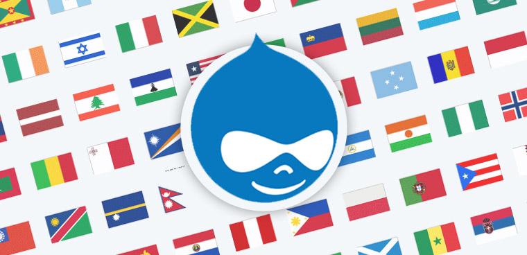 Multi-language Drupal