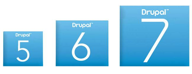 Drupal 5 to 6 to 7 Upgrade