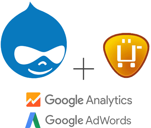 Drupal, Ubercart, Google Analytics and Adwords